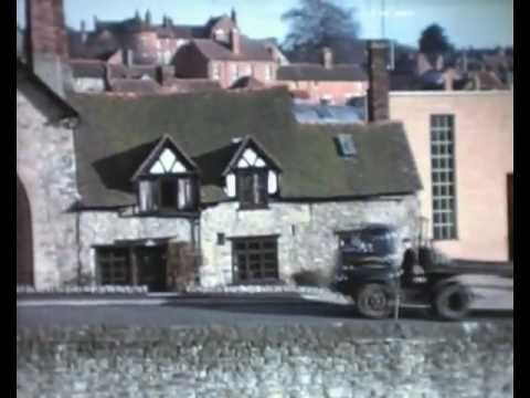 1956 University of Leicester Geology Field Trip (Full Version)