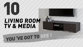 South Shore Living Room Tv & Media // New & Popular 2017