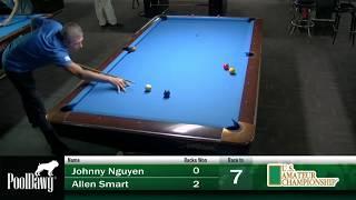 2018 US Amateur Championship - Round 2 - Allen Smart VS Johnny Nguyen