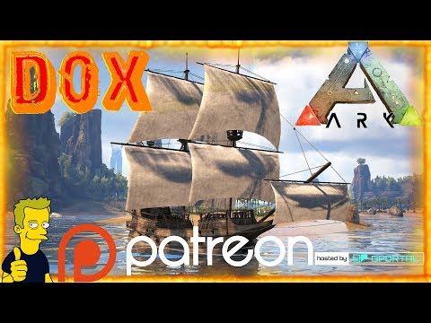 STARTER BASE AND SHIP BUILT Dino Overhaul X ARK: Survival Evolved S1 E3