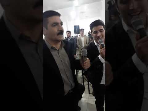 هنرمند نسیم زاخویی و هنرمند سامی هرکی & هنرمند حافظ میرزائی #سترانا_هازراویکه 2019