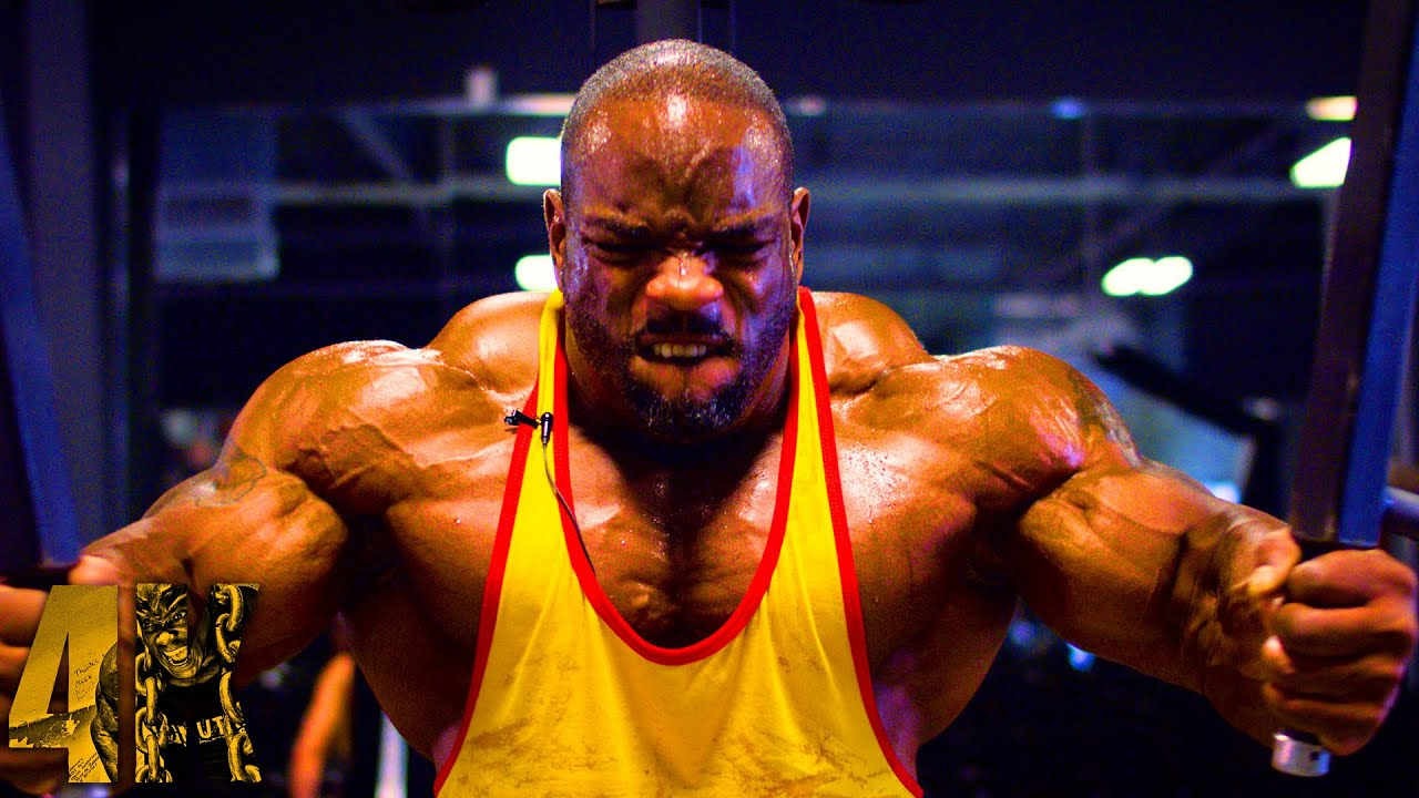 Johnnie O. Jackson's ULTIMATE CHEST DAY - 4K RESOLUTION ...