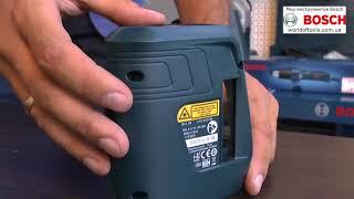 видео Купить Построитель плоскостей Bosch GLL 3-50 Professional. Заводские цены
