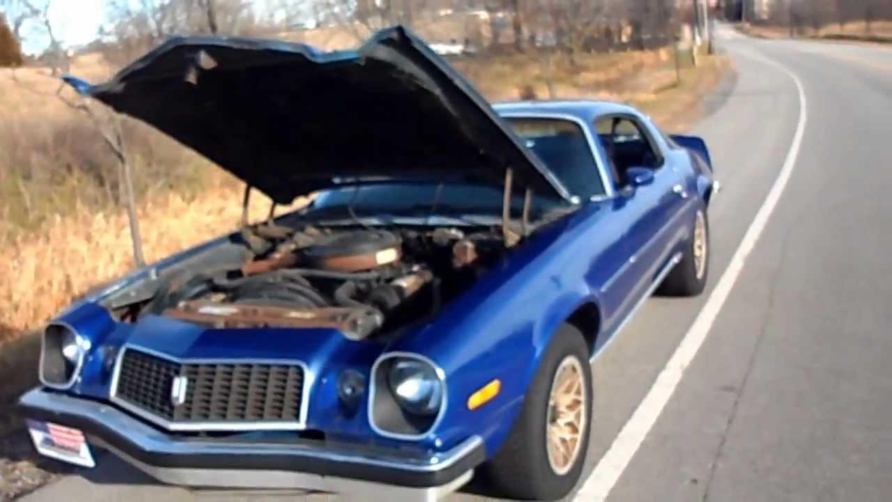 1974 Chevrolet Camaro Lt1 For Sale 847 485 8449
