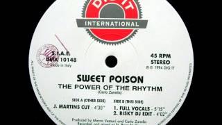 sweet vs poison essay