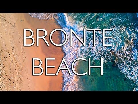 Bronte Beach in 4K || DJI Mavic Pro