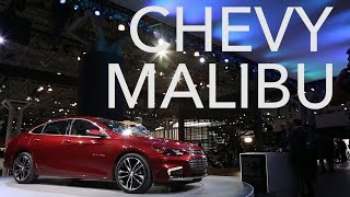 2016 Chevrolet Malibu Aims for the Fences | Consumer Reports