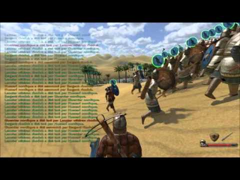 combat de chevalier Mount and blade warband