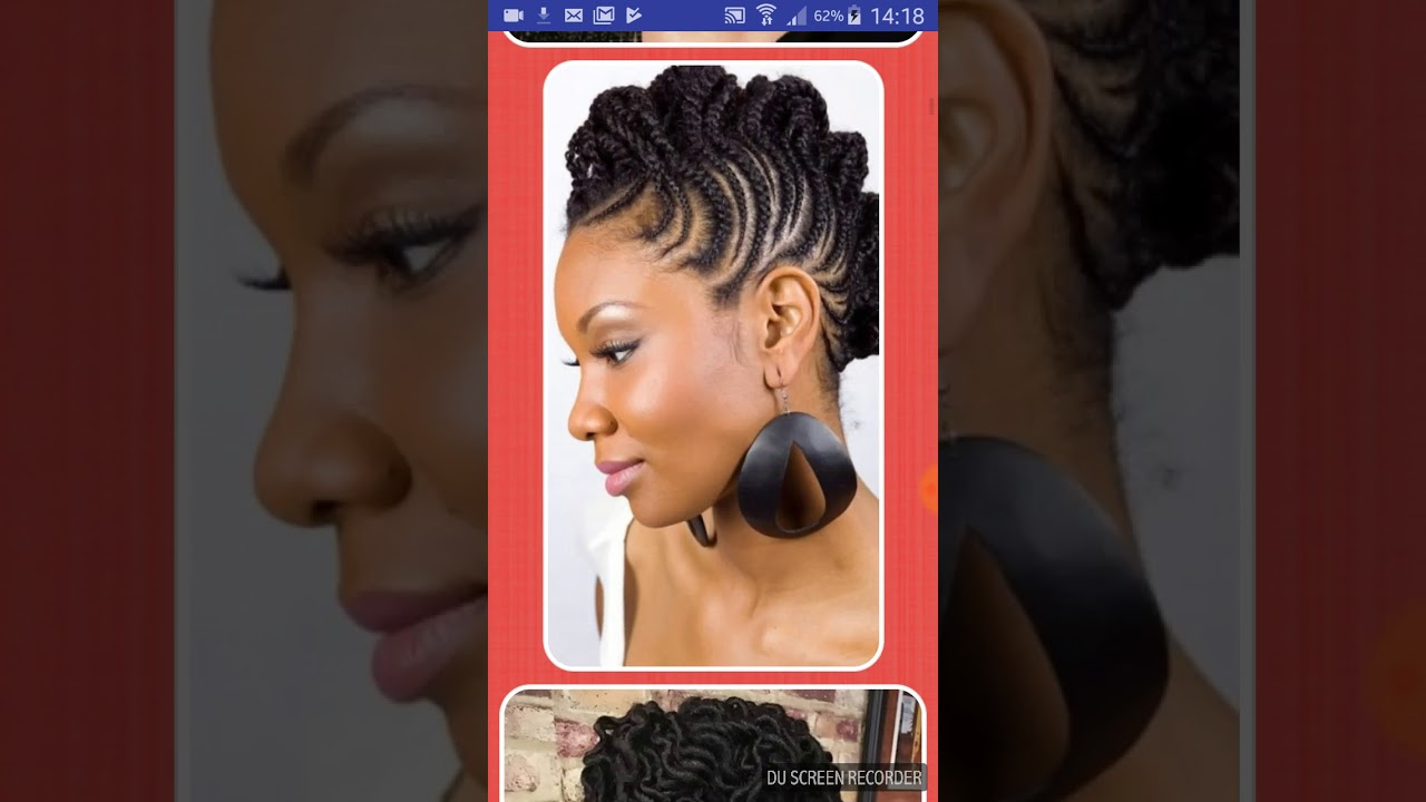 Hairstyles For African Women