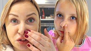 Дети рассердились на маму или Хочу в Дубаи