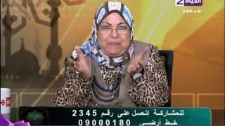بالفيديو.. صالح: لايجوز للأرملة زيارة زوجها فى القبر أثناء عدتها