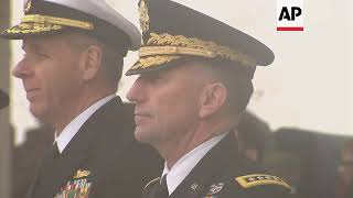 General Robert Abrams takes over US Forces Korea command