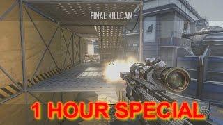 1 Hour FFA TrickShotting Live