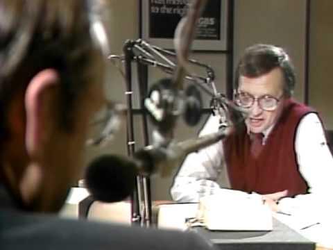 """Larry King Mutual Radio 1982"""