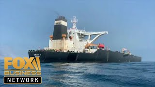 Iran warns US against seizing newly released ship