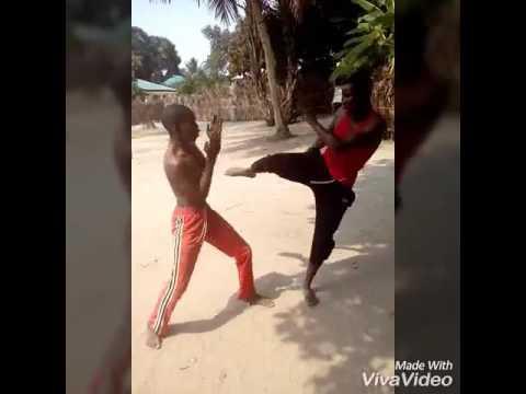 Dobingo combat karate Tanzania
