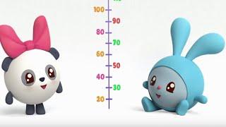 Малышарики. Серия 20  Шмяк - обучающие мультфильмы для малышей 0-4