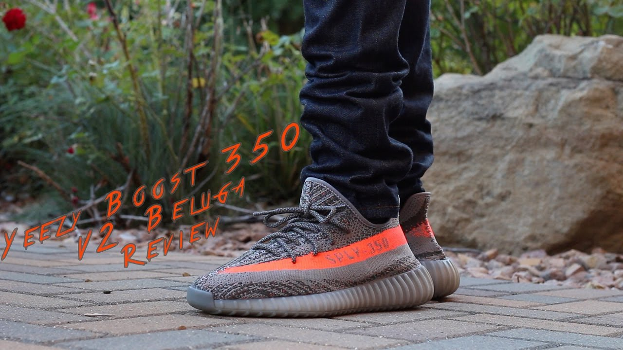 adidas Yeezy Boost 350 V2 Beluga US 10.5 UK 10