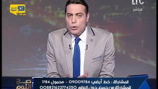 بالفيديو..الغيطي غاضباً: حاميها بقى حراميها ده زمن أغبر