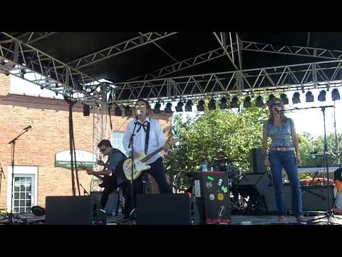 Tommy Brunett at The Fairport Music and Food Festival