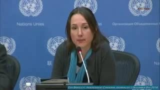 Eva Bartlett o propagande a mainstreamovej manipulácii ohľadom Sýrie (SK tit)