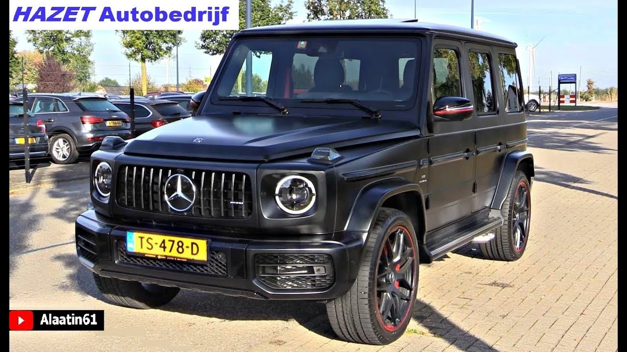 2019 Mercedes Amg G63 Edition 1 Sound New Full Review Interior Exterior Infotainment