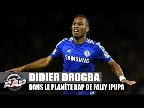 Didier Drogba dans le #PlanèteRap de Fally Ipupa !