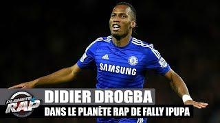 Didier Drogba dans le #Plane?teRap de Fally Ipupa !