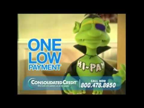 Consolidation Credit Debt