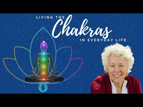 Power Of The Chakras - Talk 2 of 4, 05/13/2015