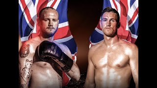 Best Highlight : George Groves vs Callum Smith 2018 / Ali Trophy Super Middleweight Final 1080p HD