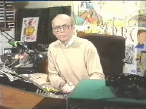 BBC Continuity - Richard Straker on Open Air 1987