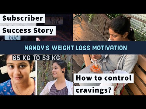 Weight Loss Motivation Tamil | Tips To Control Cravings | Weight Loss Tips Tamil| How To Lose Weight