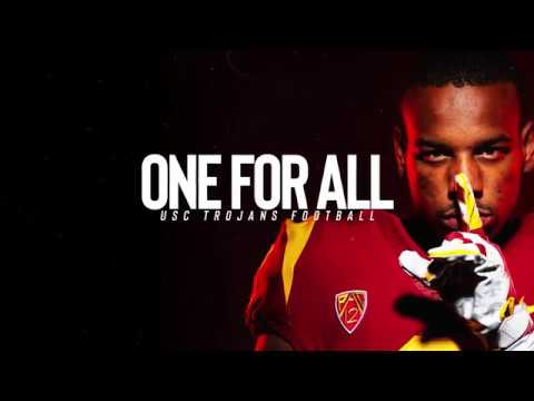 USC Football 2018 - ONE FOR ALL - Iman 'Biggie' Marshall