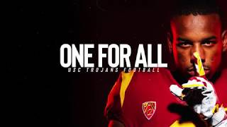 USC Football 2018 - ONE FOR ALL - Iman