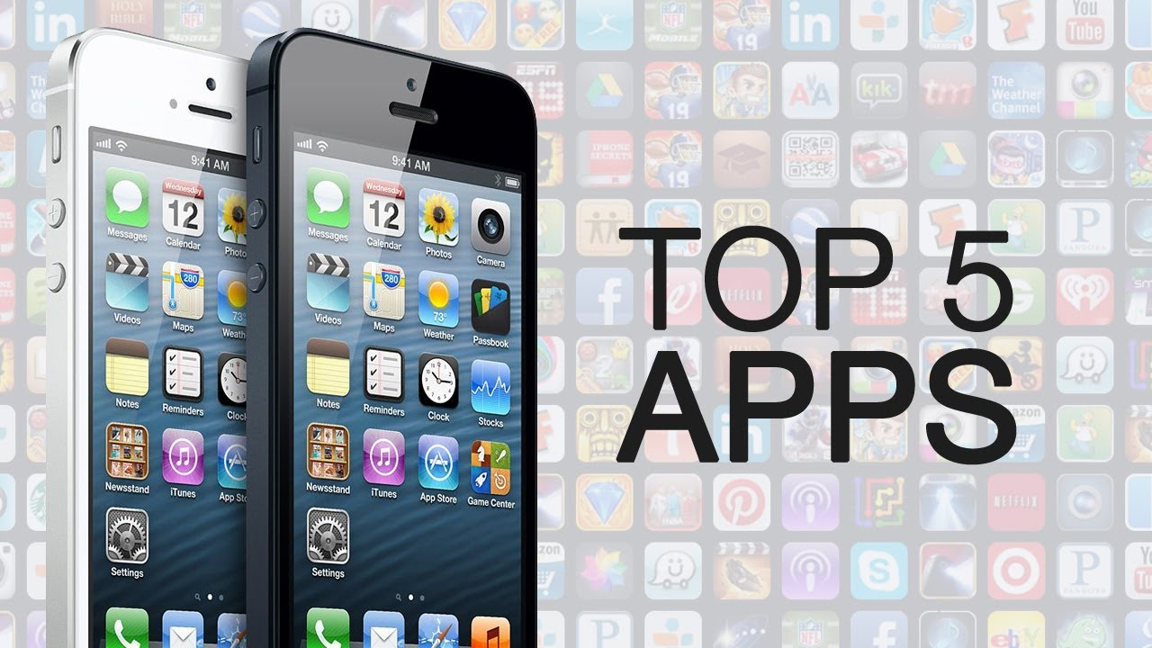 top 5 apps f r iphone ipod touch und ipad besten musik apps deutsch german youtube. Black Bedroom Furniture Sets. Home Design Ideas
