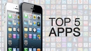 Top 5 Apps für iPhone, iPod Touch und iPad - Besten Musik Apps [Deutsch/German]