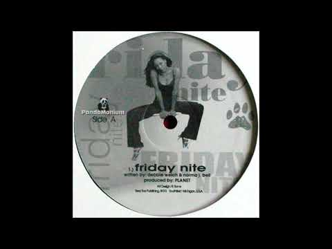 Norma Jean Bell - Friday Nite (Norma J Bell Remix)
