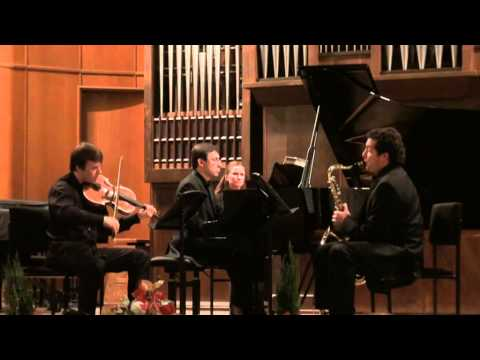 Hindemith Paul - Trio for Heckelphone, Viola and Piano, Op.47 (1928)