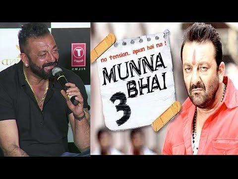 Munna Bhai 3 | Sanjay Dutt REVEALS The Details Of Munna Bhai MBBS 3 Mp3