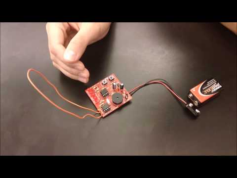Arber's Theremin (Starter Project)