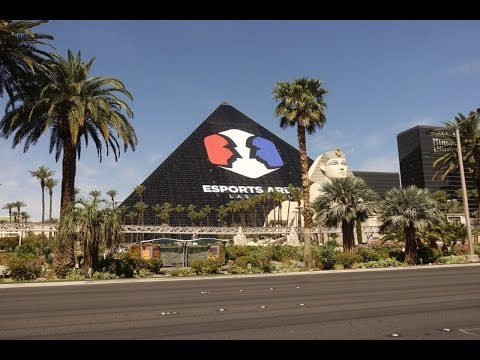 A Video Tour of Luxor Las Vegas