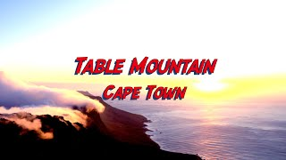 NEVER miss a sunset!!(TableMountain)