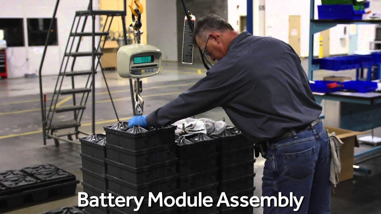 Aquion Manufacturing: How an AHI Battery is Made