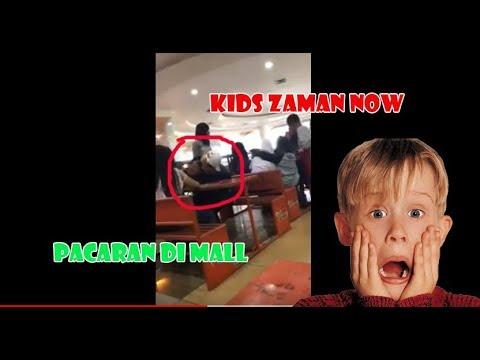 Kids Zaman Now Parah Banget Pacaran Di Mall Youtube