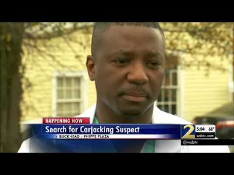 Local doctor carjacked at Phipps Plaza