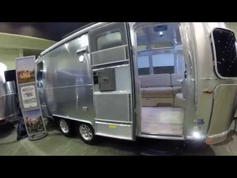 Innovative 2016 Airstream Flying Cloud 19 CORNERBED | Aka VIDEOS