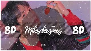 Gambar cover ✨ [8D AUDIO] BTS - MIKROKOSMOS | BASS BOOSTED | [USE HEADPHONES 🎧]  방탄소년단 | PERSONA