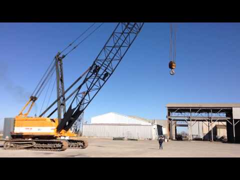 LIMA 1500SC 175 TON CRAWLER CRANE FOR SALE BY MACHINERY SUPPLY INC