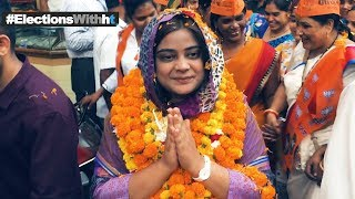 What's on the mind of BJP's only Muslim candidate in Madhya Pradesh polls